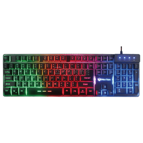 MeeTion MT-K9300 Wired Colorful Rainbow Backlit Gaming Keyboard